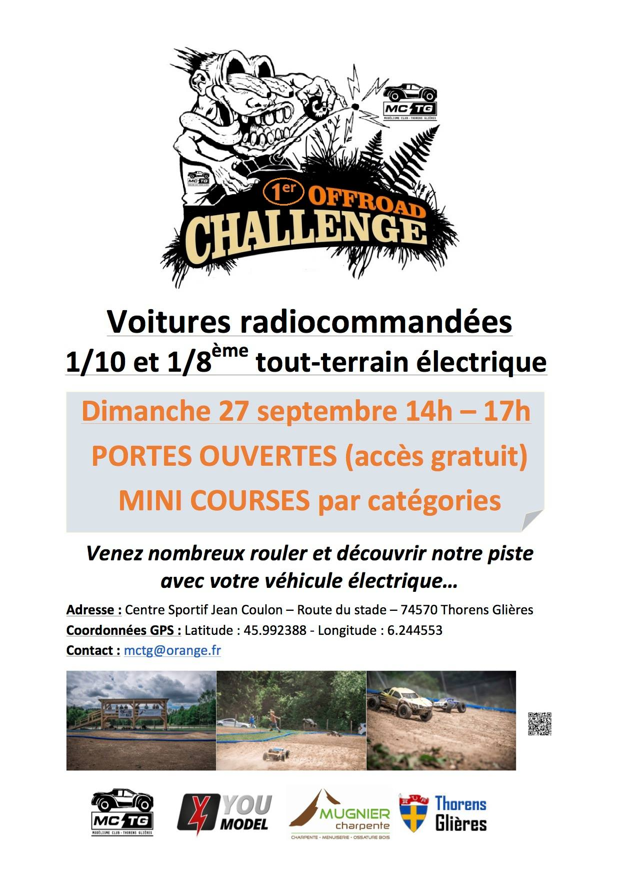 affiche Thorens off road